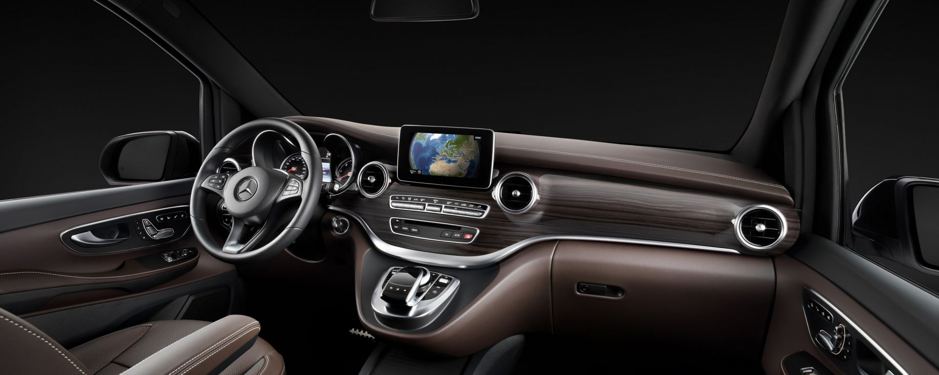Nuova Mercedes Classe V