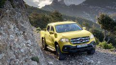 Nuova Mercedes Classe X: ecco il pick-up di lusso - Immagine: 5