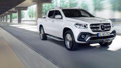 Nuova Mercedes Classe X: ecco il pick-up di lusso - Immagine: 4