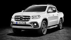 Nuova Mercedes Classe X: ecco il pick-up di lusso - Immagine: 12