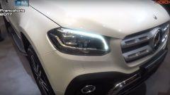 Nuova Mercedes Classe X: ecco il pick-up di lusso - Immagine: 3