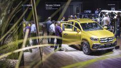 Nuova Mercedes Classe X: ecco il pick-up di lusso - Immagine: 1