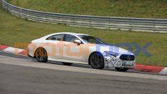Nuova Mercedes CLS 2021: collaudi al Nurburgring