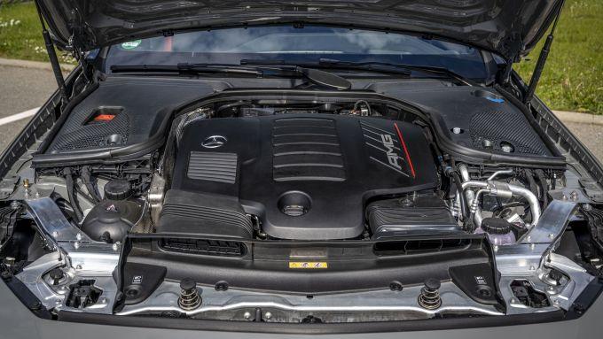 Nuova Mercedes CLS 2021: il motore 6 cilindri della sportiva AMG 53 4matic