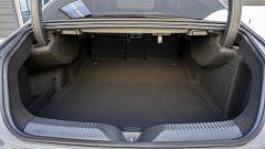 Nuova Mercedes CLS 2021: il vano bagagli abbastanza capiente