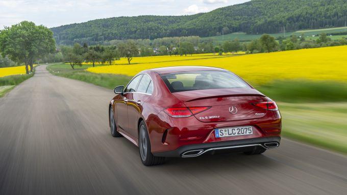 Nuova Mercedes CLS 2021: la coupé a quattro porte raggiunge la maturità
