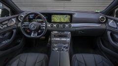 Nuova Mercedes CLS 2021: l'abitacolo lussuoso e tecnologico
