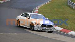 Nuova Mercedes CLS 2021: maggiori modifiche alla zona anteriore