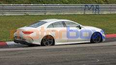Nuova Mercedes CLS 2021: motori benzina e diesel ibridi