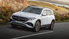 Nuova Mercedes EQB, tutto sull'elettro SUV compatto 7 posti - Immagine: 2