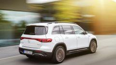 Nuova Mercedes EQB, tutto sull'elettro SUV compatto 7 posti - Immagine: 3