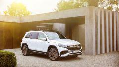 Nuova Mercedes EQB, tutto sull'elettro SUV compatto 7 posti - Immagine: 4