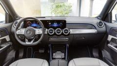 Nuova Mercedes EQB, tutto sull'elettro SUV compatto 7 posti - Immagine: 5