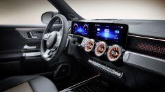 Nuova Mercedes EQB, tutto sull'elettro SUV compatto 7 posti - Immagine: 6