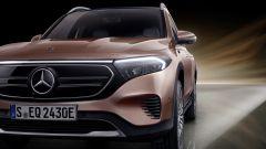 Nuova Mercedes EQB, tutto sull'elettro SUV compatto 7 posti - Immagine: 8