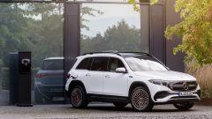 Nuova Mercedes EQB, tutto sull'elettro SUV compatto 7 posti - Immagine: 12