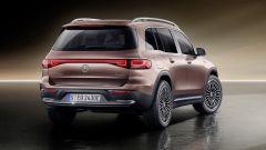 Nuova Mercedes EQB, tutto sull'elettro SUV compatto 7 posti - Immagine: 15