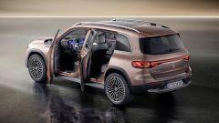 Nuova Mercedes EQB, tutto sull'elettro SUV compatto 7 posti - Immagine: 16