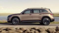 Nuova Mercedes EQB, tutto sull'elettro SUV compatto 7 posti - Immagine: 17