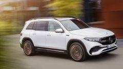 Nuova Mercedes EQB, tutto sull'elettro SUV compatto 7 posti - Immagine: 18