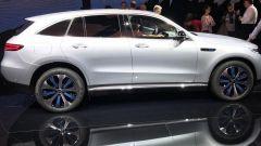 Nuova Mercedes EQC a Parigi 2018