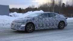 Nuova Mercedes EQE: nel 2022 arriverà la berlina elettrica tedesca