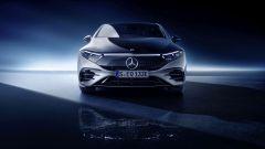 Nuova Mercedes EQS: eccola in video
