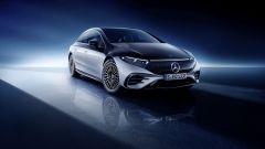 Nuova Mercedes EQS: 770 km di autonomia