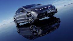 Nuova Mercedes EQS: ammiraglia elettrica