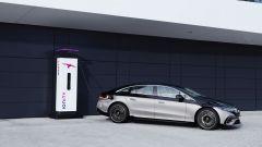 Nuova Mercedes EQS: un anno di Ionity illimitato