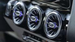 Nuova Mercedes GLA, dettaglio interno 2