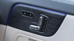 Nuova Mercedes GLA dettaglio interno