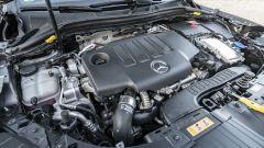 Nuova Mercedes GLA motore