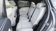 Nuova Mercedes GLA sedili