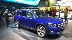 Nuova Mercedes GLB in video dal Salone di Francoforte 2019 - Immagine: 3