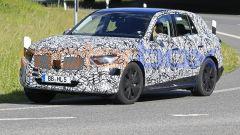 Nuova Mercedes GLC 2022: l'altezza da terra pare ridotta, anche per un crossover