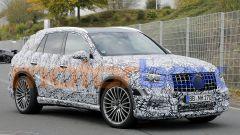 Nuova Mercedes GLC AMG: foto spia e dati tecnici del SUV