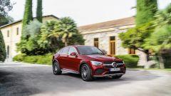 Nuova Mercedes GLC Coupé 2019: come cambia con il facelift - Immagine: 1