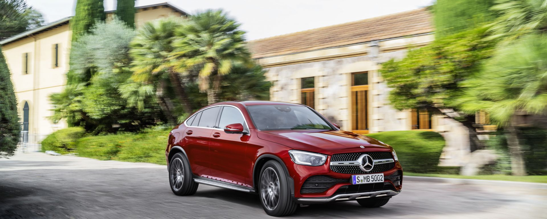 Nuova Mercedes GLC Coupé 2019: come cambia con il facelift