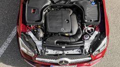 Nuova Mercedes GLC Coupé, il motore