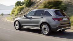 Nuove Mercedes GLC e GLC Coupé, guida all'acquisto - Immagine: 4