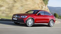 Nuove Mercedes GLC e GLC Coupé, guida all'acquisto - Immagine: 8