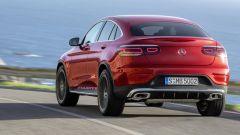 Nuove Mercedes GLC e GLC Coupé, guida all'acquisto - Immagine: 9