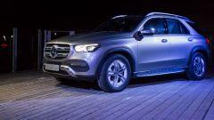 Nuova Mercedes GLE 2019, anteprima nazionale al Passo del Tonale