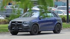 Nuova Mercedes GLE 2019: eccola senza camuffature - Immagine: 25