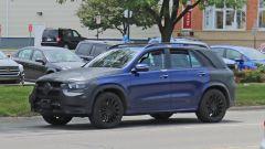 Nuova Mercedes GLE 2019: eccola senza camuffature - Immagine: 26