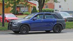 Nuova Mercedes GLE 2019: eccola senza camuffature - Immagine: 28