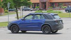 Nuova Mercedes GLE 2019: eccola senza camuffature - Immagine: 30