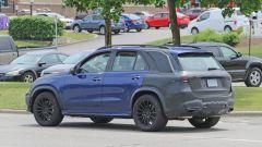 Nuova Mercedes GLE 2019: eccola senza camuffature - Immagine: 31