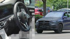 Nuova Mercedes GLE 2019: eccola senza camuffature - Immagine: 32